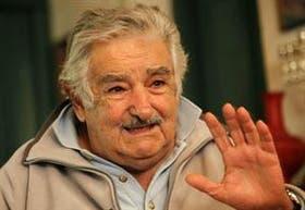 Mujica defiende la legalización del consumo de marihuana en Uruguay.