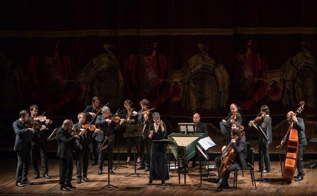 La Venice Baroque Orchestra, en el Colón