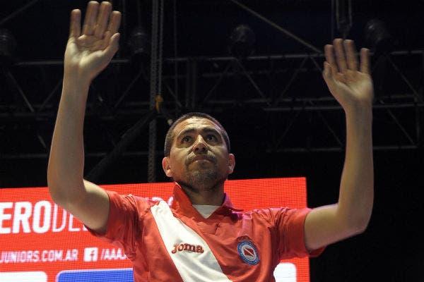 Juan Roman Riquelme Argentinos Juniors