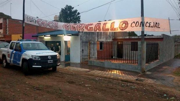 """Prefectura había detenido a Luis """"Coco"""" Bergallo el 7 de julio; ahora fue procesado por comercialización de estupefacientes"""