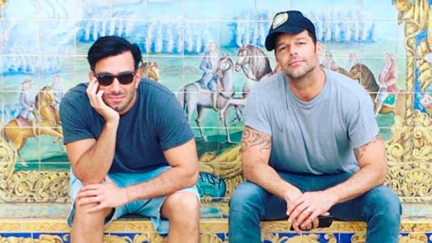 Ricky Martin y su novio, Jwan Yosef ultiman los detalles de su boda