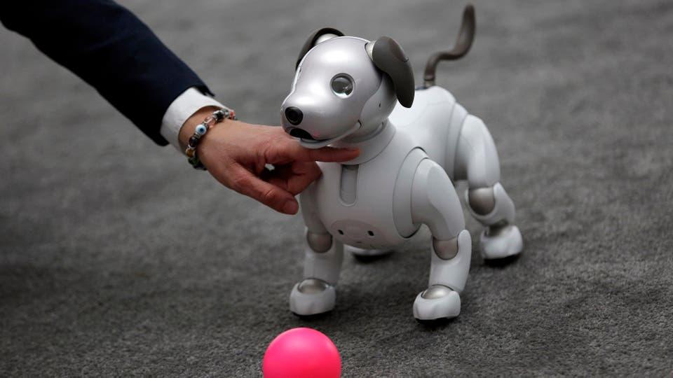 Aibo, el perro robot de Sony