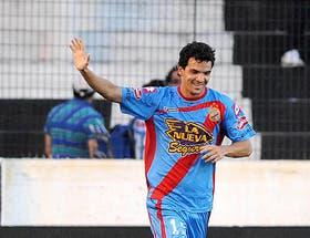Zelaya celebra un final de temporada ideal