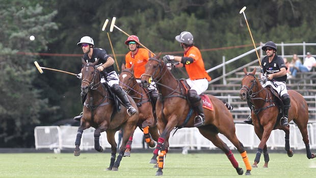 La Dolfina no jugará la final de Hurlingham — Polo