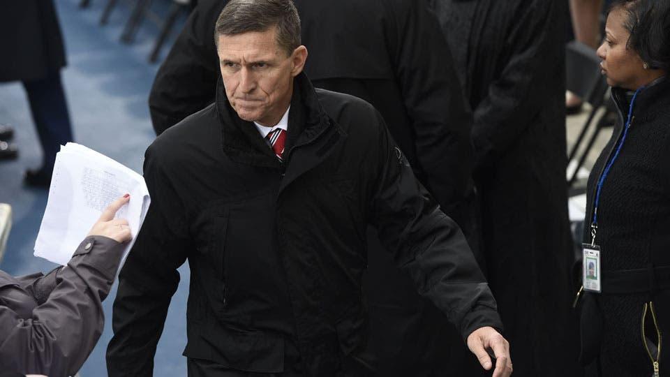 El consejero de Seguridad Nacional de Donald Trump. Michael Flynn, vuelve a estar en apuros