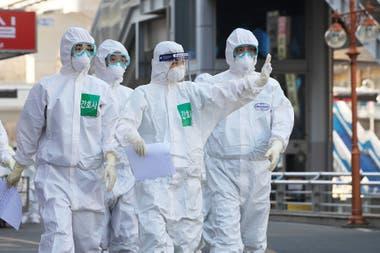 El coronavirus cruzó otra barrera: ya son más de medio millón los infectados en todo el mundo