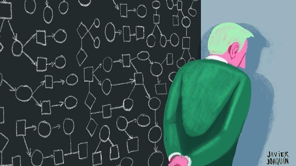 Peleados con los algoritmos: los economistas y su talón de Aquiles