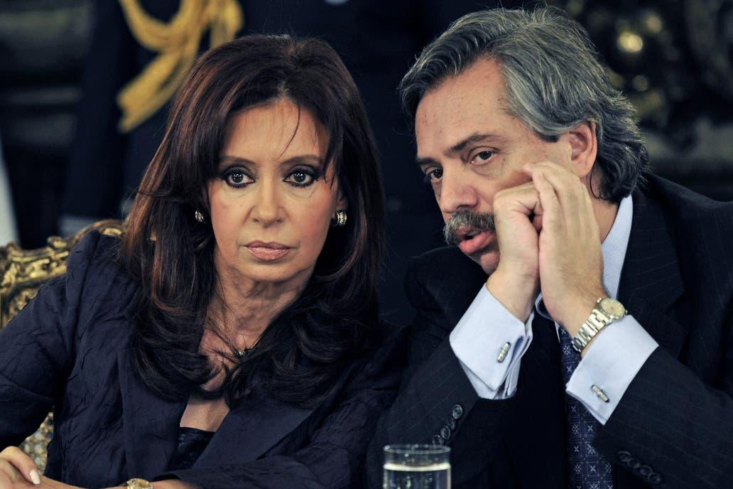 Alberto Fernández se reunió con Cristina después de 10 años — Unidad