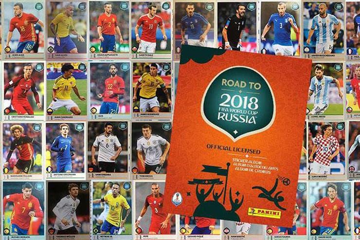 Paolo Guerrero tendrá su figurita en el álbum Panini del Mundial