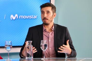 Jairo Trad, CEO y co-fundador de Kilimo