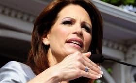 Michelle Bachmann. Representante por Minnesota