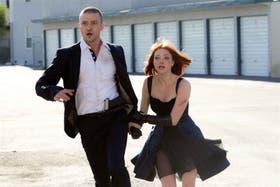 Justin Timberlake y Amanda Seyfried, el pobre y la rica