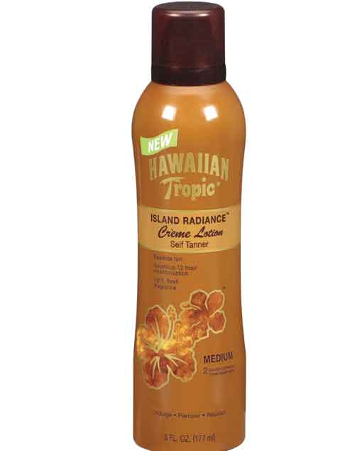 2. Lotion en crema Hawaiian Tropic.