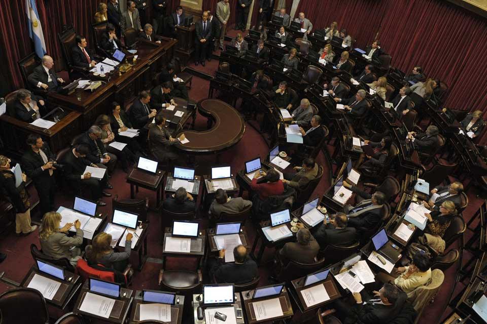 Senado de la Nación. Foto: Archivo