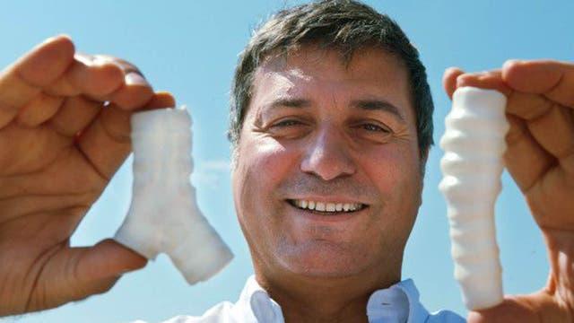 Macchiarini comenzó a trabajar en el Karolinska en 2010, cuando ya era un médico reconocido.