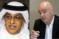 """Un jeque o un suizo para la presidencia: la """"nueva"""" FIFA suena conocida"""