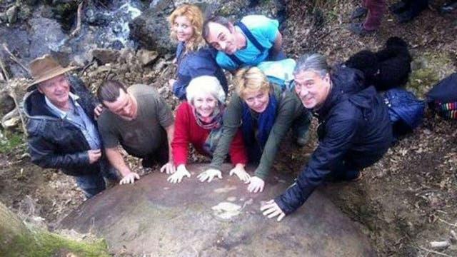 El gobierno bosnio financió la investigación y descubrieron un total de ocho piedras gigantes, dice Osmanagic