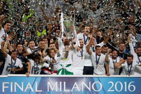Real Madrid es campeón de la Champions: en los penales, volvió a ganarle a Atlético Madrid