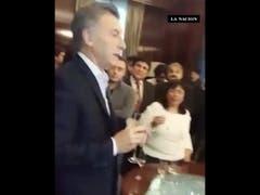 Macri sobre el día del periodista