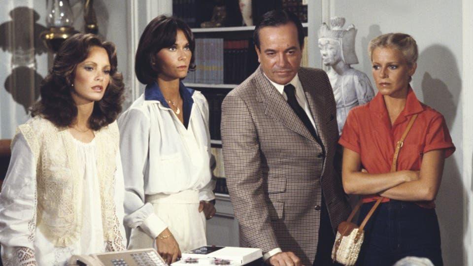Los ángeles de Charlie, una serie que marcó un hito en la televisión de finales de los 70. Foto: Archivo
