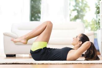 Propuestas de ejercicios de piernas, glúteos, panza y brazos