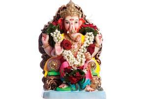 Renová tu altar con el poder de Ganesha