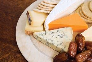Cómo preparar una buena tabla de quesos