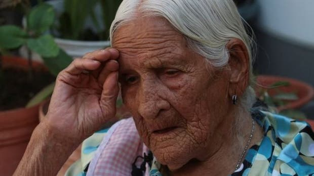 María Félix Nava nació en 1900 y las autoridades consideran que su registro de nacimiento es auténtico.