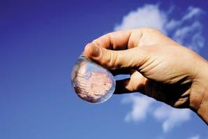 Agua comestible: el nuevo invento eco