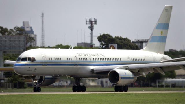 La Casa Rosada tenía prevista la adquisición de un nuevo avión presidencial para reemplazar el Tango 01, pero los tiempos se dilatan