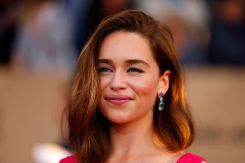Nos encanta el pelo de: Emilia Clarke