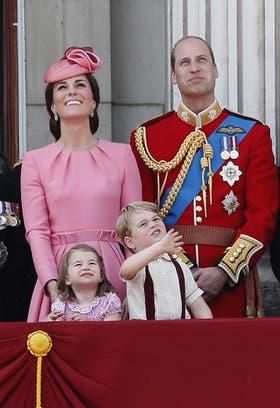 Nuevo heredero inglés: el príncipe Guillermo y Kate esperan su tercer hijo