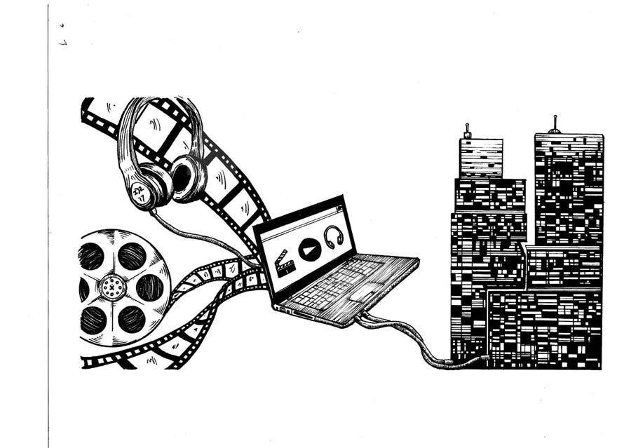 Participación del Dr. Mariano Zukerfeld en un artículo publicado en el diario La Nación en el que se analizan preguntas y nuevas reglas del juego relacionadas al boom de las plataformas de streaming y lo imparable del cambio cultural. Click en la imágen para leer más.