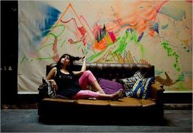 Daniela Luna, ascendente galerista con base en San Telmo y sucursal en Nueva York