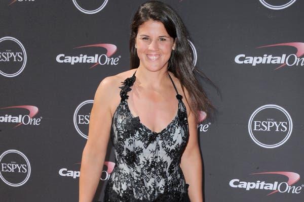 Laia Sanz, corredora.