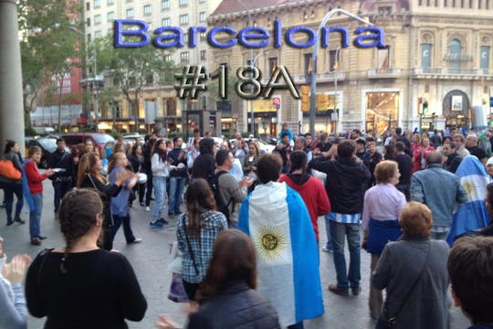 Barcelona, España. Foto: Facebook / Todos
