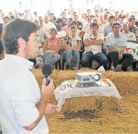 Juan Urrutia habló sobre fertilización