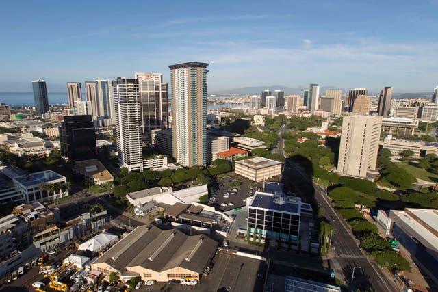 Una falsa alarma sobre un misil balístico genera pánico en Hawai