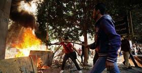 Los opositores se manifestaron ayer en El Cairo, mientras el oficialismo prepara una marcha para mañana