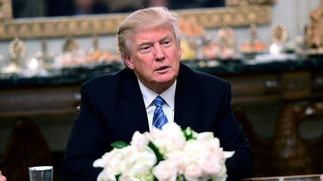 """Trump declaró la fecha de su asunción """"Día Nacional de la Devoción Patriótica"""""""
