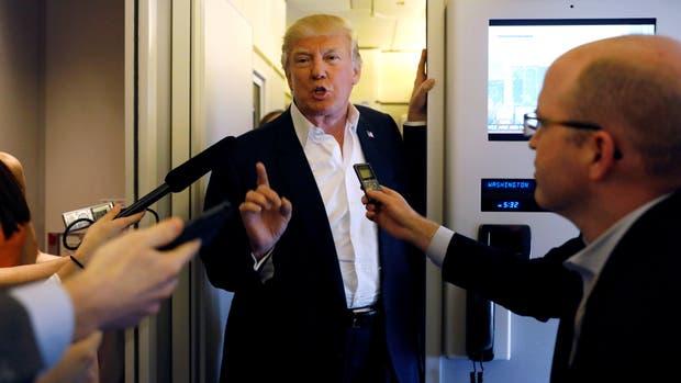 ¿Reunión entre Presidente y Donald Trump es oportuna?