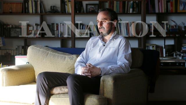 """Otranto dijo en diálogo con LA NACION que """"una de las hipótesis más razonables"""" es que Maldonado se ahogó"""