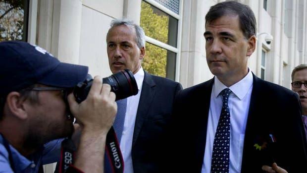 Burzaco confesó haber coimeado a dos funcionarios kirchneristas
