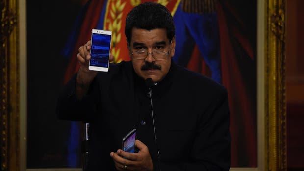Nicolás Maduro, amenaza con demandar a Facebook e Instagram