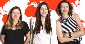 Las hermanas Estrada, dueñas de Legión Extranjera