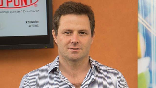 Federico Miles, de DuPont Agro, destaca el lanzamiento de Ligate Besty Pack STS, un sistema que combina el control del Ligate y el Sulfentrazone para ser utilizado en sojas STS