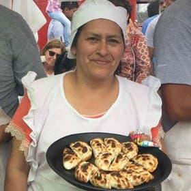 María Luisa Castillo, la ganadora