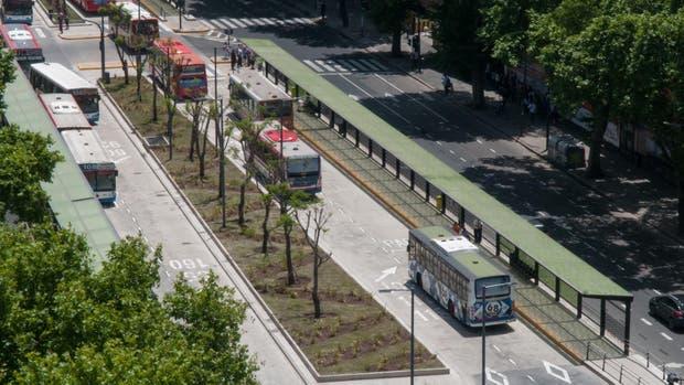El Metrobus del Bajo fue inaugurado este mes