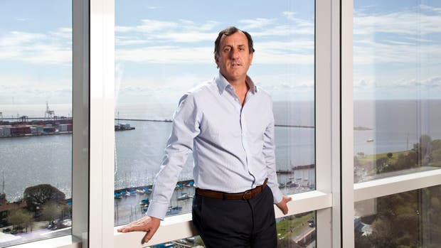 Pablo Pérez Marexiano, director de la banca corporativa del banco ICBC