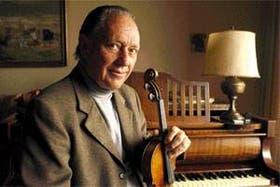 Empezó a tocar el violín a los 5 años, conquistó Europa a los 20 y fue el único discípulo de Yehudi Menuhin